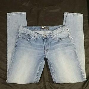 """Levi's 524"" skinny jeans"